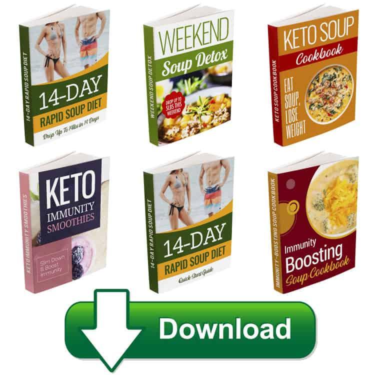 14 Day Rapid Soup Diet eBook Download