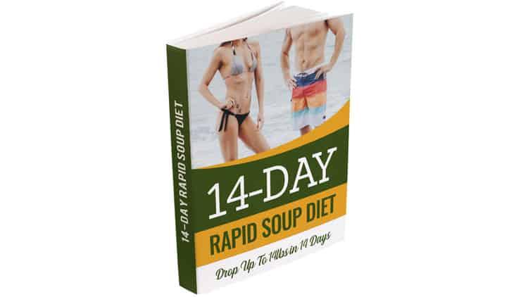 14 Day Rapid Soup Diet eBook