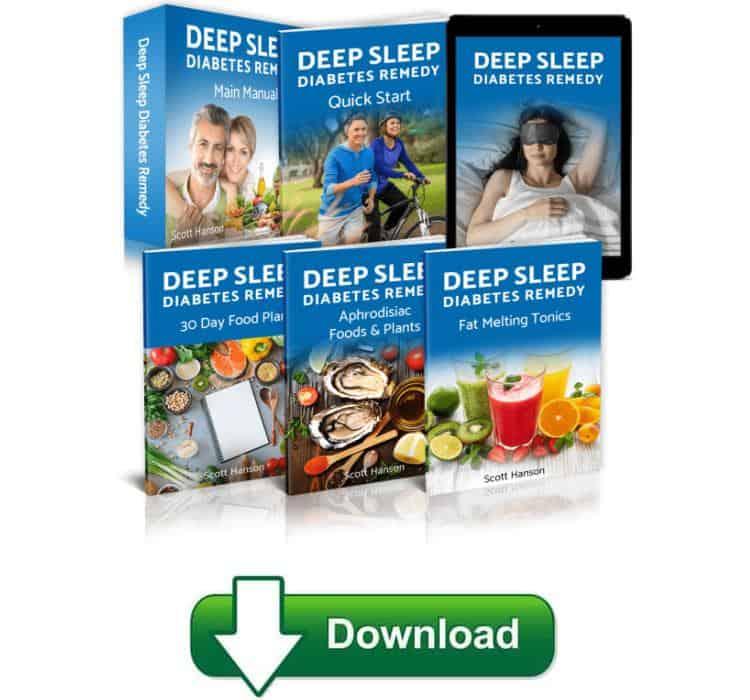 Deep Sleep Diabetes Remedy Download