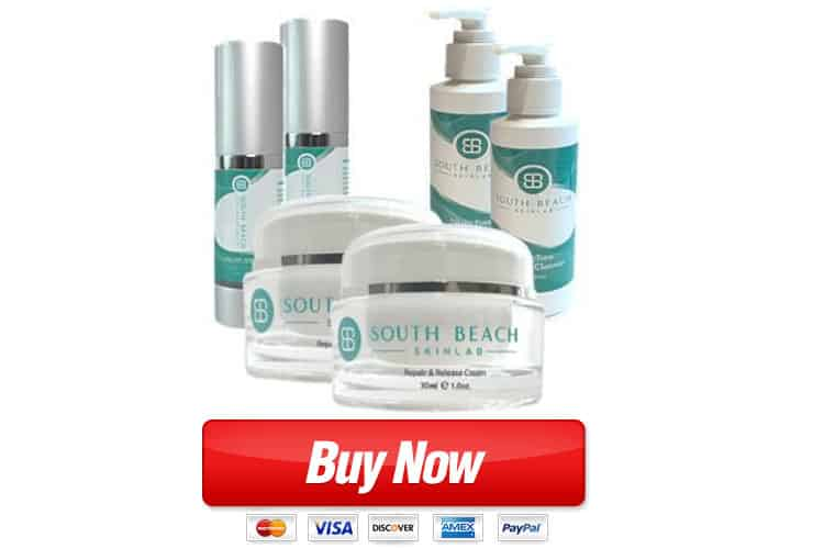 south beach skin lab repair and release cream