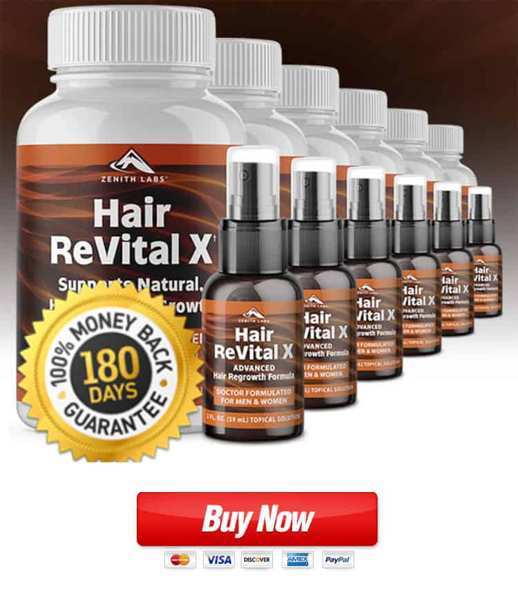 Hair Revital X Buy
