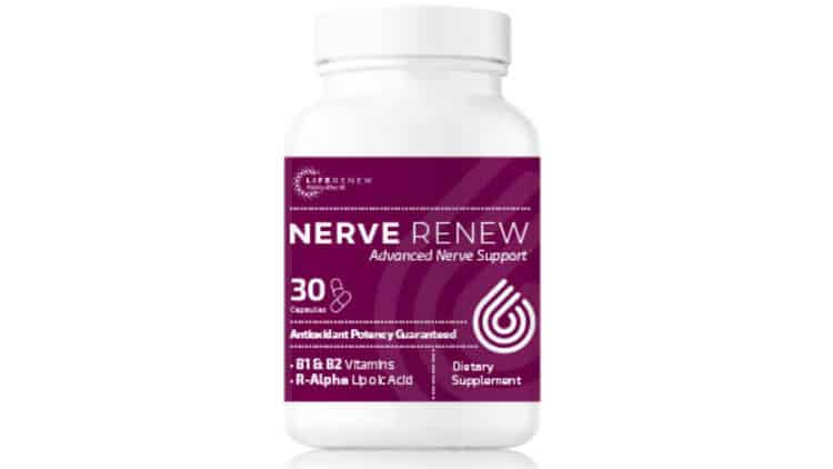 Nerve Renew Supplement