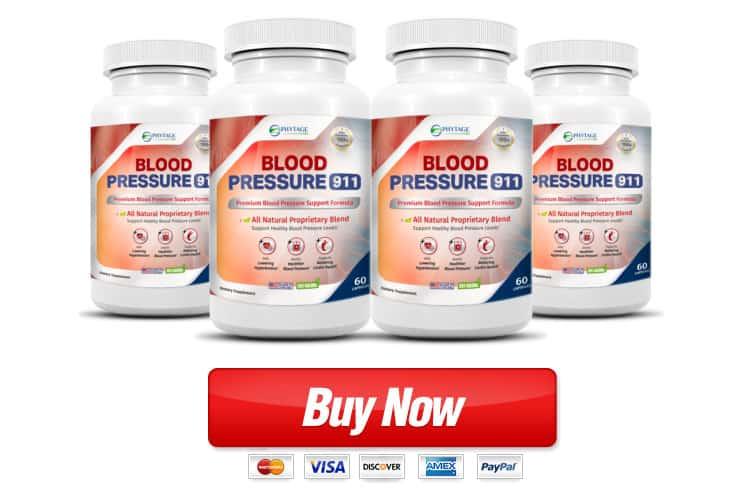 Blood Pressure 911 Buy