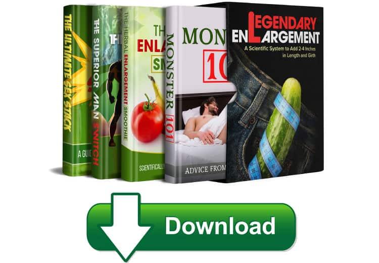Legendary Enlargement System PDF Download