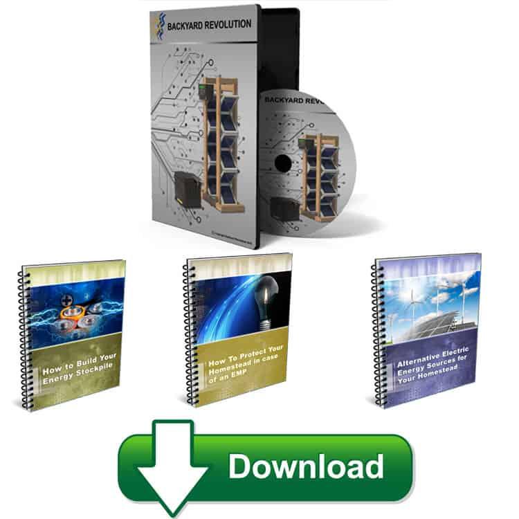 Backyard Revolution PDF Download