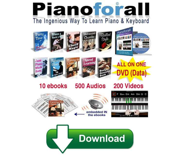 Piano For All PDF Free Download