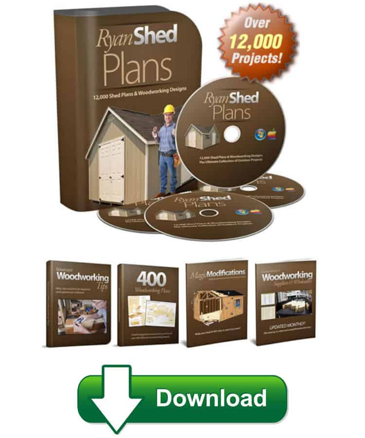Ryan Shed Plans Where To Download