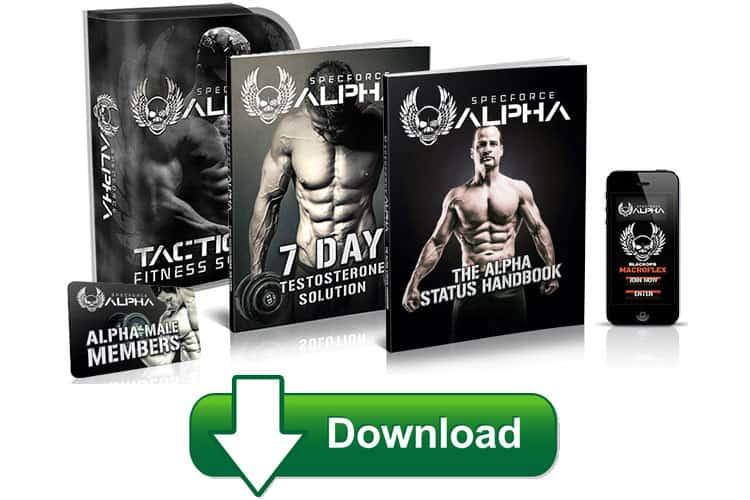 SpecForce Alpha PDF Download