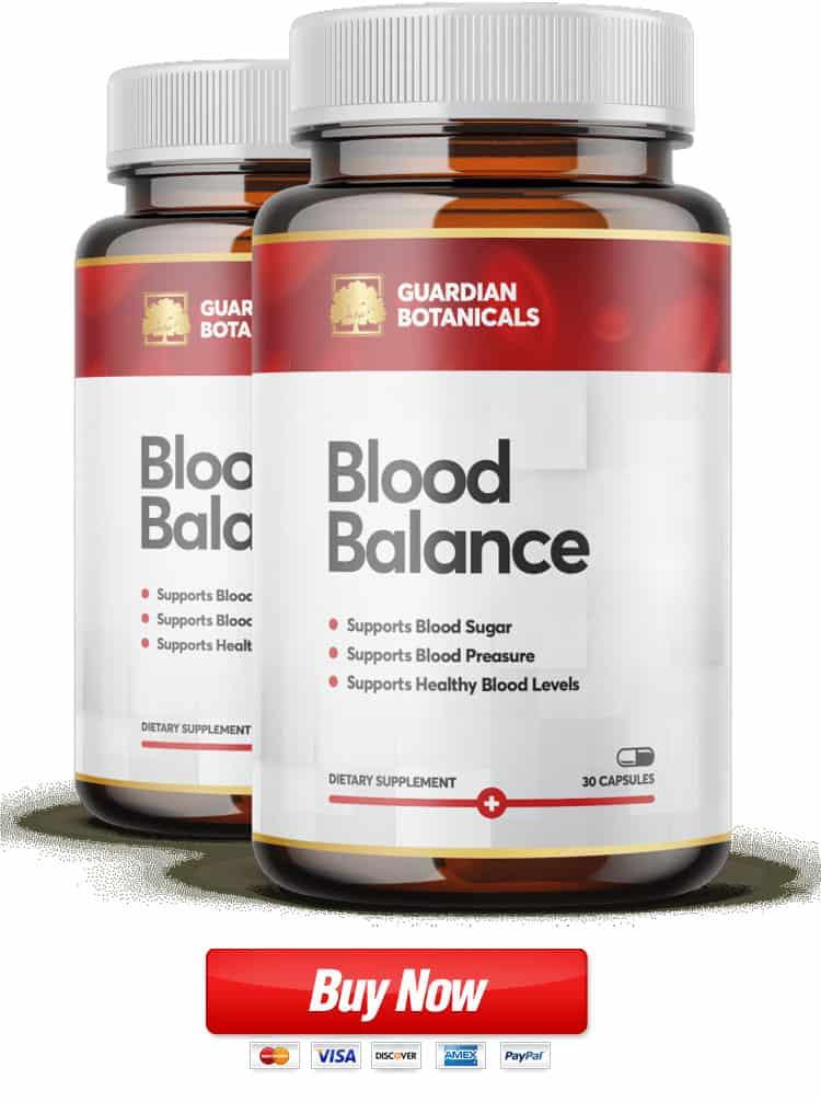 Blood Balance Advanced Formula Order