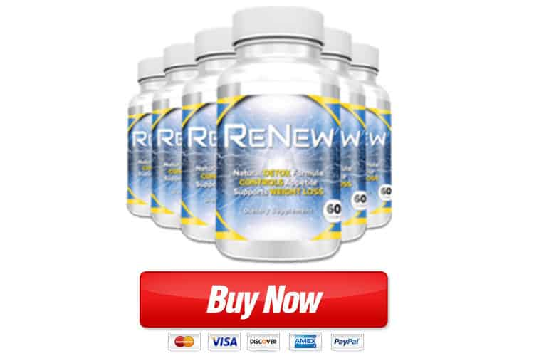 ReNew Weight Loss Order