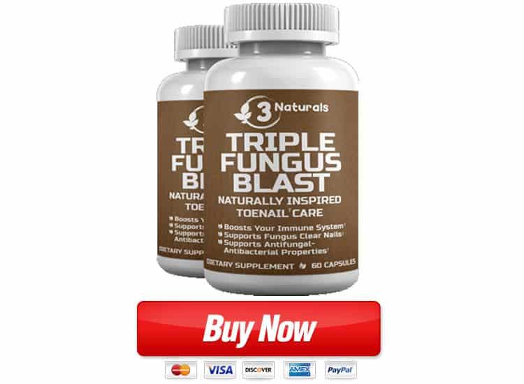 Triple Fungus Blast Order
