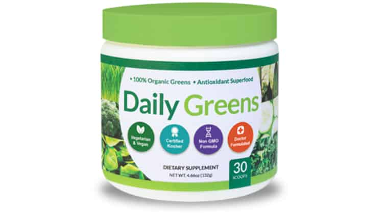 Daily-Greens