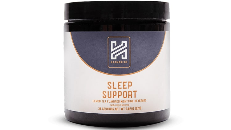 Harmonium Sleep Support