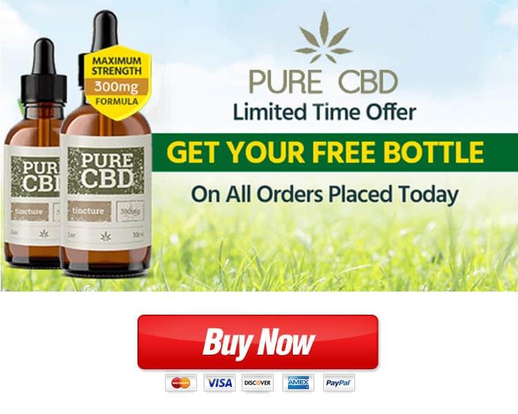 Pure CBD Oil Order