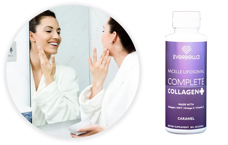Complete Collagen Plus Refreshed, rejuvenated, and glowing you