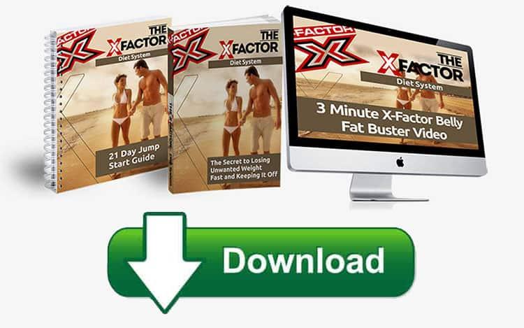 X Factor Diet Download